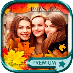 Multiphoto Frames for Autumn – Collage & Album Pro