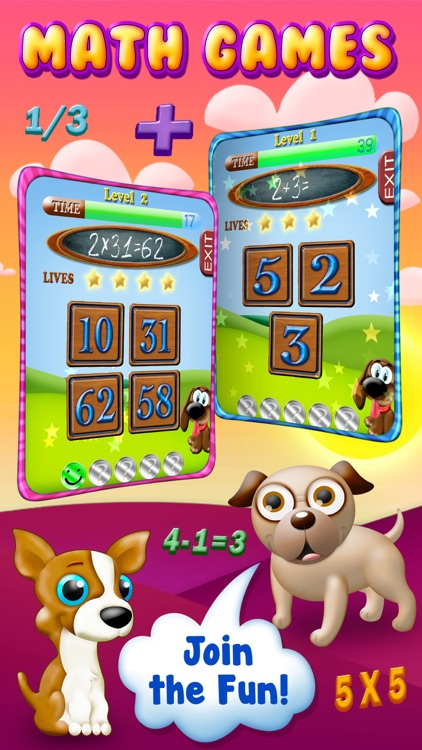 Math Puppy screenshot-4