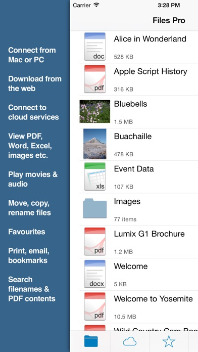 Files Pro : Document Viewer screenshot one