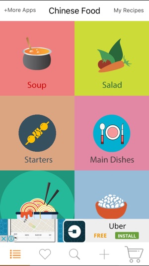 Chinese food recipes best of chinese dishes on the app store screenshots forumfinder Images