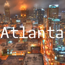 hiAtlanta: Offline Map of Atlanta