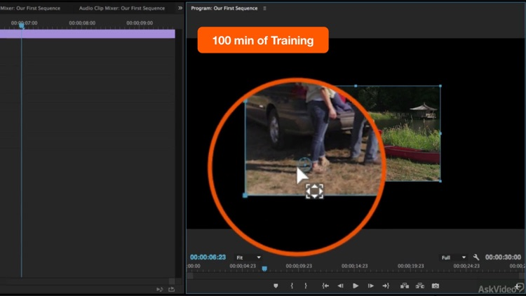 Effects Course For Premiere Pro CC screenshot-4