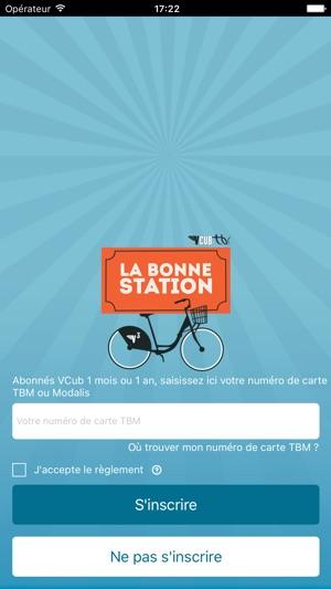 Carte Tbm Bordeaux.La Bonne Station Dans L App Store