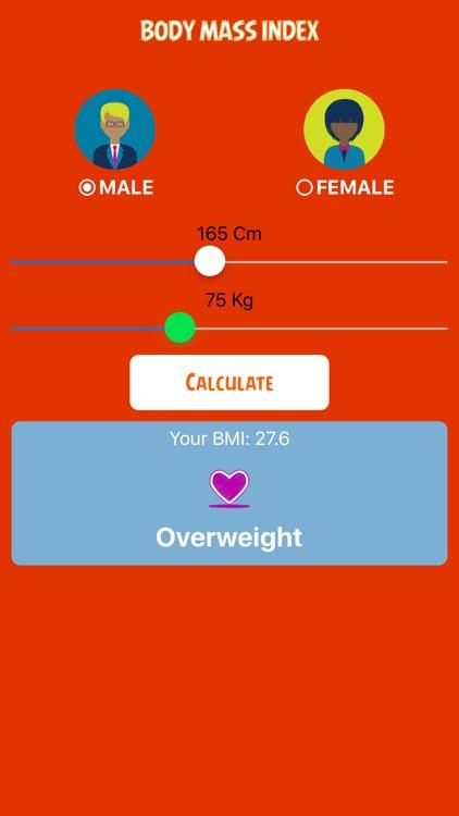 BMI+ Calculator