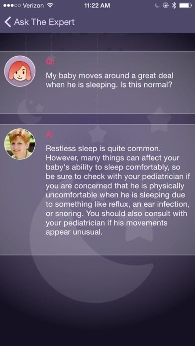 JOHNSON'S® BEDTIME™ screenshot three