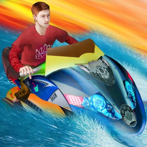 Super Jet Ski Water Sports - 3D JetSki Racing Game