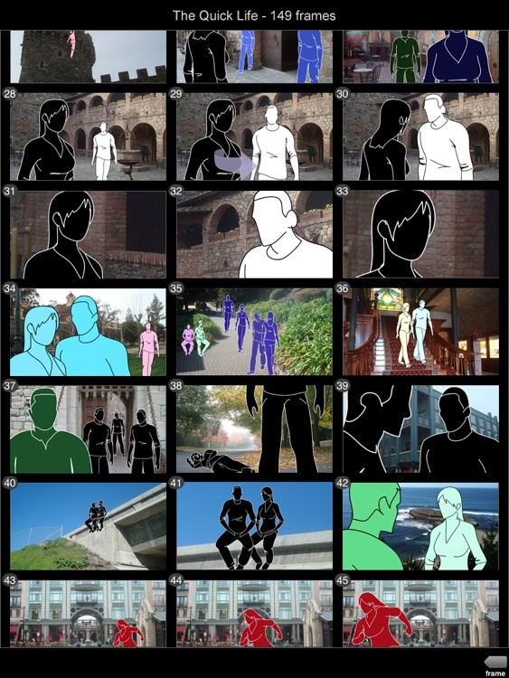 StoryBoard Quick Direct HD - for iPad screenshot-3