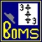 Boms - addictive multiplayer card game for 2,3 or 4 players