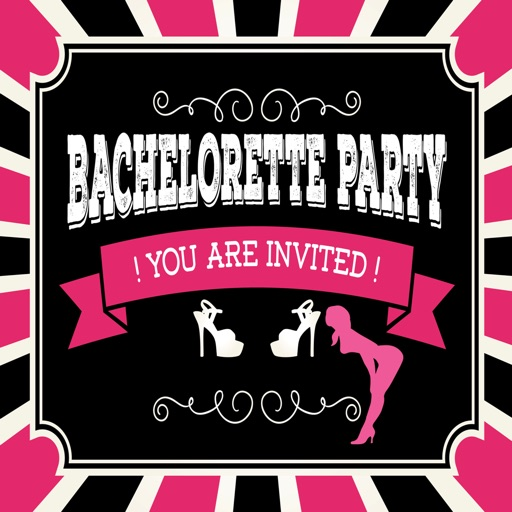 Bachelor Party Invitation Cards Maker