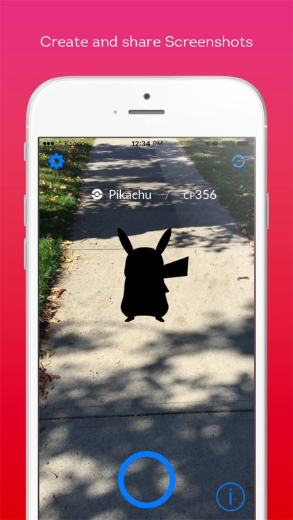 Snapster For Pokemon Go
