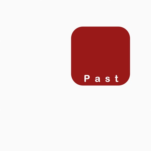 Past - Everything is in the Past