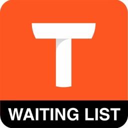 TABLEAPP Waiting List