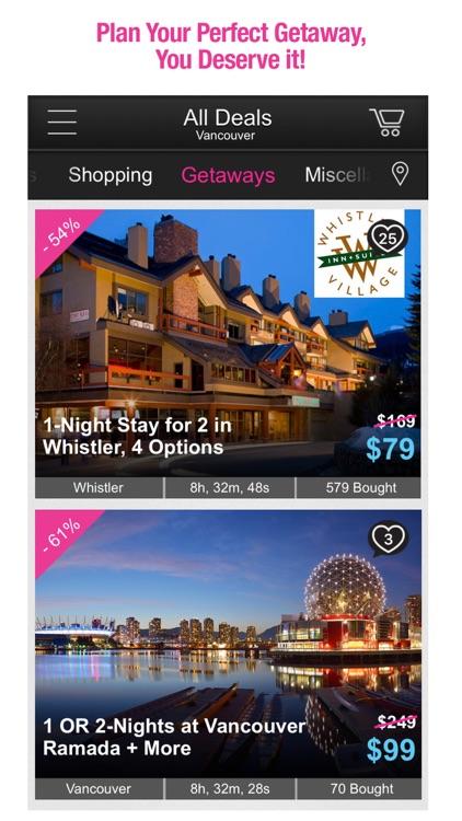 SocialShopper - Deals, Coupons & Shopping screenshot-3