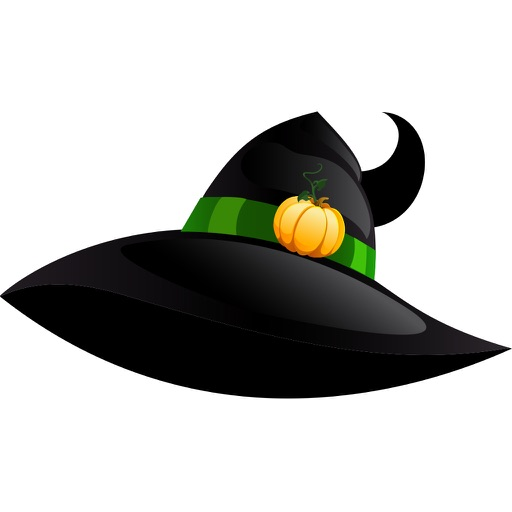 WitchMoji Halloween Emoji Stickers Keyboard