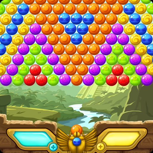Bubble Shooter Raider