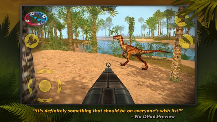 Carnivores: Dinosaur Hunter screenshot-4