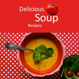 200 Soup Recipes - Vegetable, Chicken, Seafood