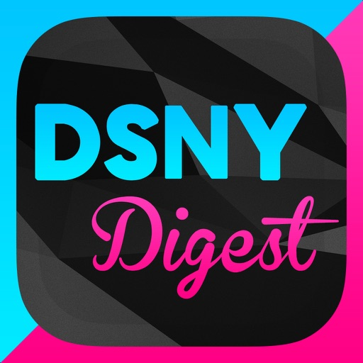 """DSNY Digest : """"Disney News Edition"""""""