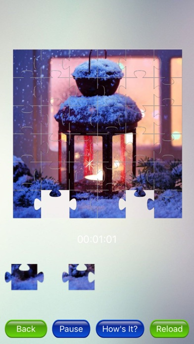 Christmas Jigsaw Puzzles - New year screenshot two