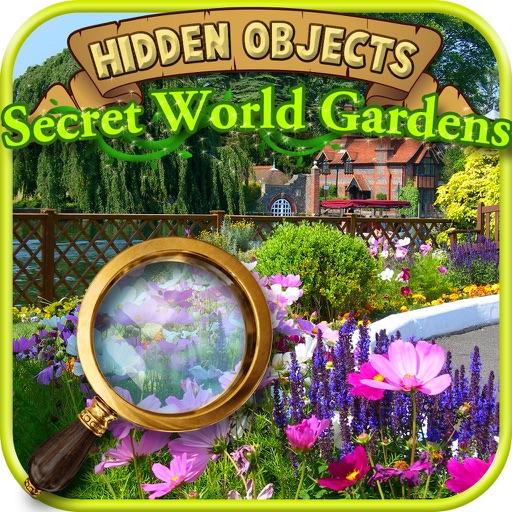 Hidden Objects: Secret World Gardens Seek & Find