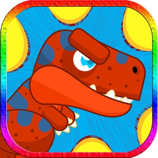 Hunter Dinosaurs - Hunting Dino Runner in Caveman iOS App