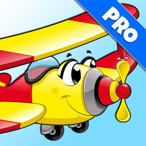 Airplane Adventure Flight - Pro Edition icon