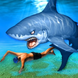 Hunter Shark Attack Simulator : Deadly Adventure