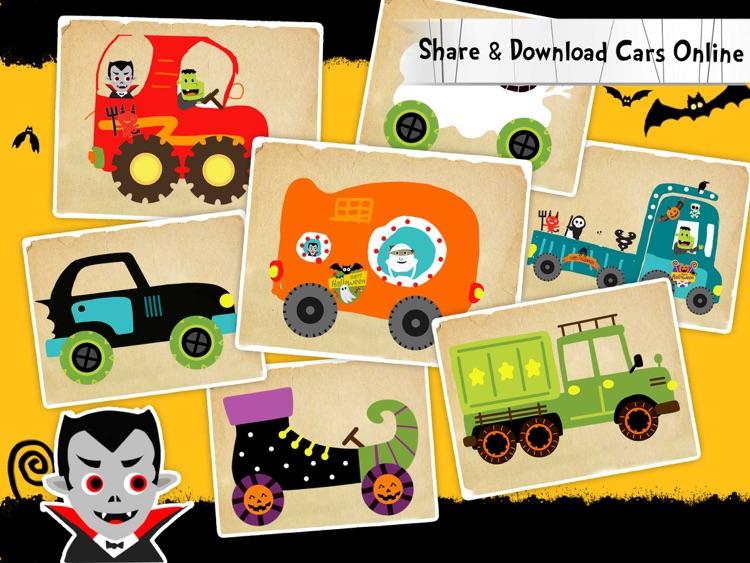 Labo Halloween Car(4+) screenshot-4