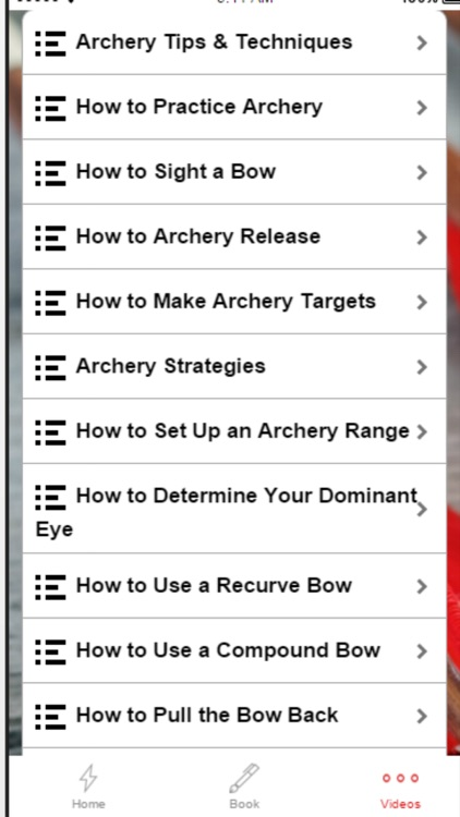 Archery Tutorial - Beginner Archery Lessons screenshot-2