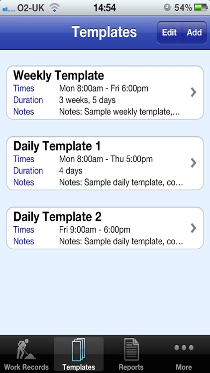 Pay Diary Pro screenshot-2