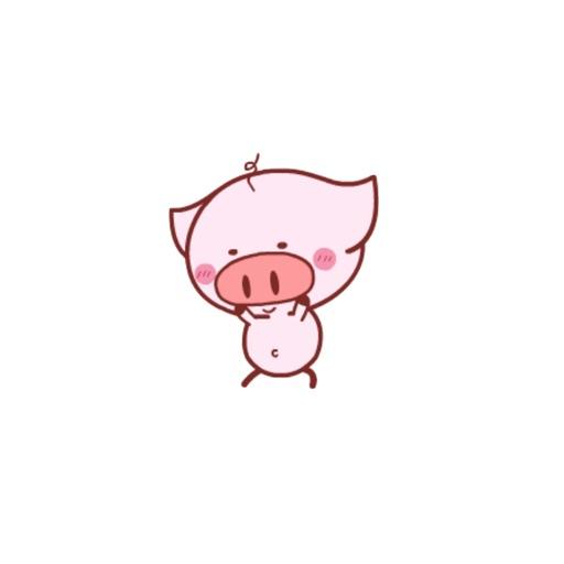 Baixar Nero piglet animated stickers pack para iOS