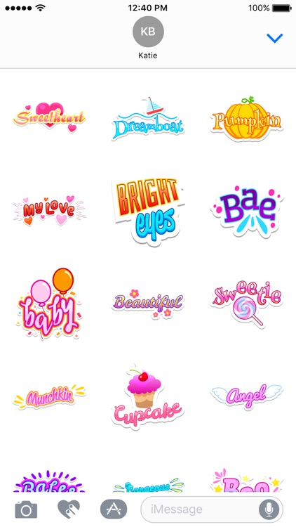 Honey Stickers screenshot-3