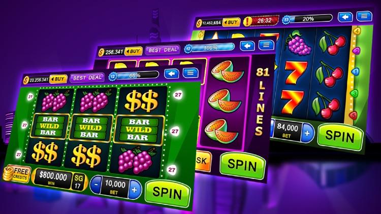 Casino slots - slot machines