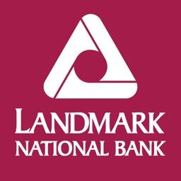 Landmark National Bank for iPad