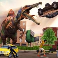2016 Dinosaur simulator park Dino world fight ing