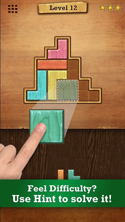 Wood Block Puzzle screenshot-1