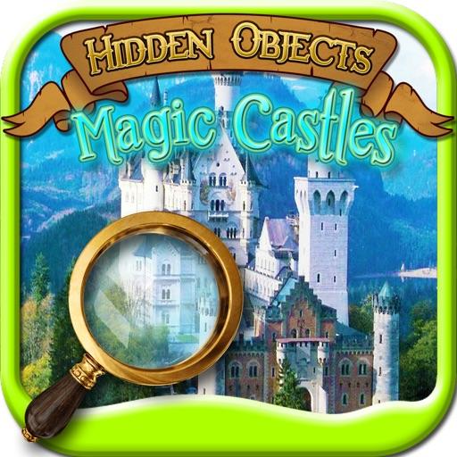 Hidden Objects Magical World Castles Adventure