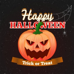 Happy Halloween Message Stickers for iMessage