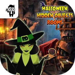 Halloween Hidden Objects Rooms