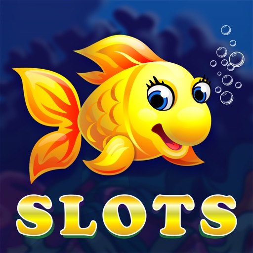Golden Yellow Fish Slots Free Play Slot Machine