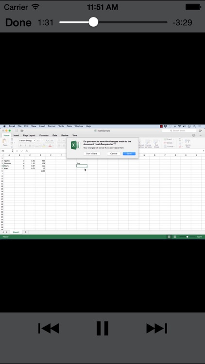 LearnFor Excel2016 screenshot-4