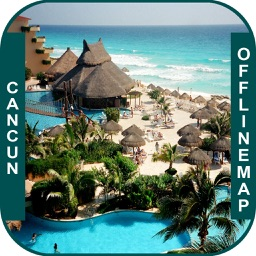 Cancun_Mexico Offline maps & Navigation