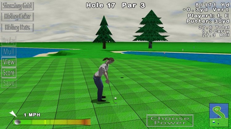 GL Golf Deluxe screenshot-1