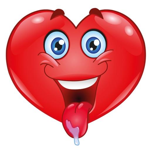 Love Emoji for iMessage