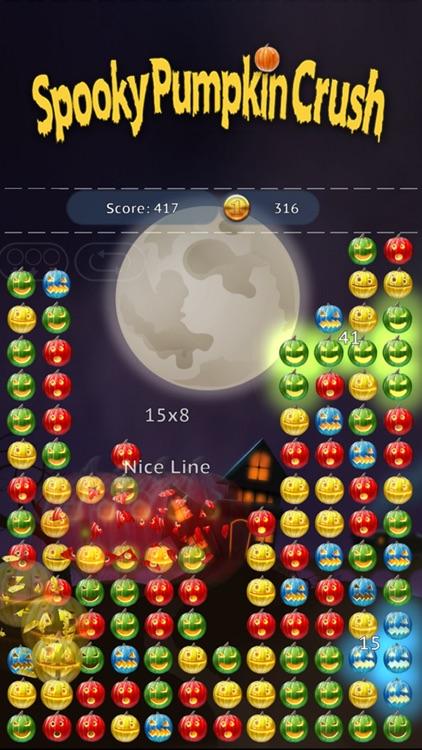 Spooky House : Halloween Pumpkin Crush screenshot-0
