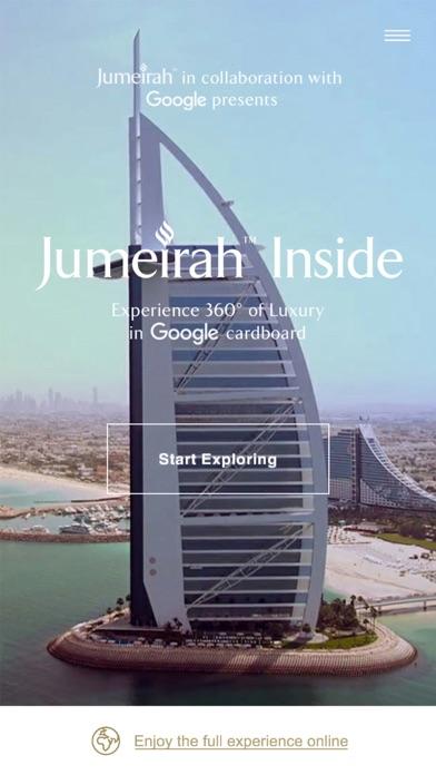 Jumeirah Inside VR screenshot one