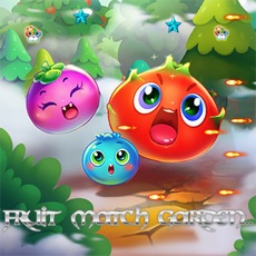 Activities of Fruit Match Garden New