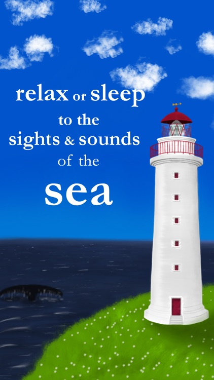 Sights and Sounds of the Sea Relaxation and Sleep screenshot-0