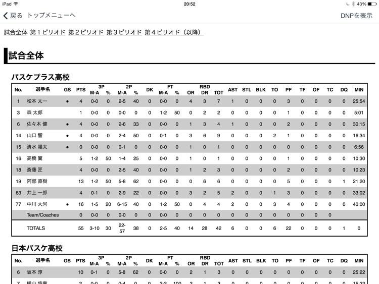 BasketPlus screenshot-4