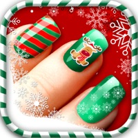 Codes for Christmas Nails - Fashion Xmas Manicure Designs Hack